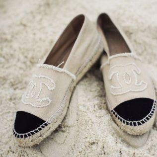 Espadrilles Chanel, 520€