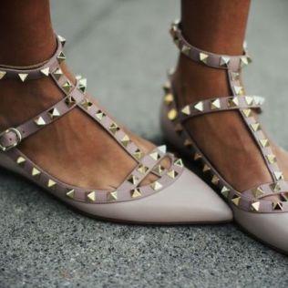 Sandales Valentino, 900€